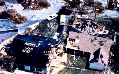 25 Years Since The Most Costly U.S. Natural Disaster