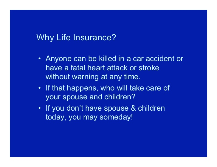 Reason why insurance is important